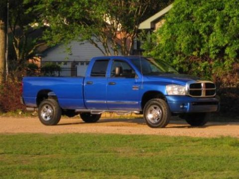 Equipped hauler 2007 Dodge Ram 2500 Laramie 4×4 5.9L Diesel for sale
