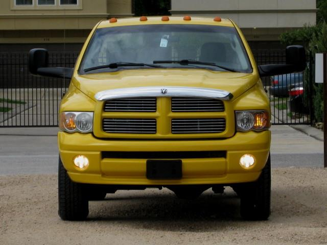 Manual trans 2005 Dodge Ram 2500 Diesel pickup for sale