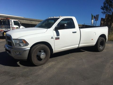 New engine 2012 Dodge Ram 3500 SLT pickup for sale