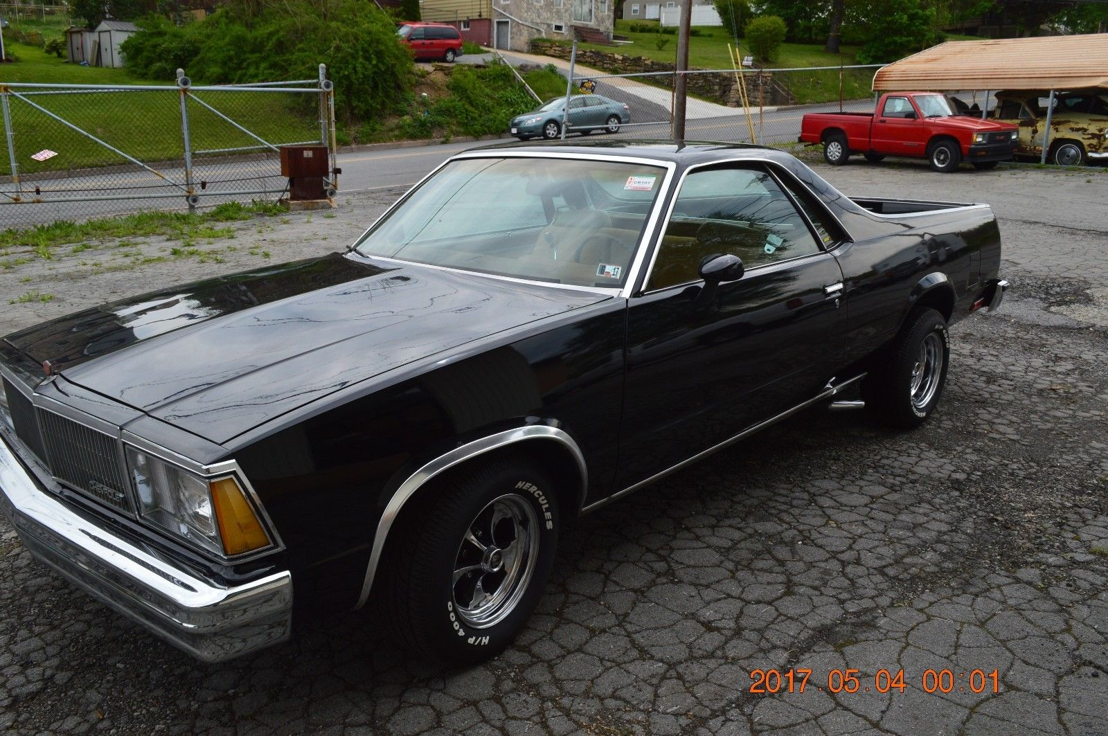 Rebuilt engine 1980 chevrolet el camino pickup for sale for Reconditioned motors for sale