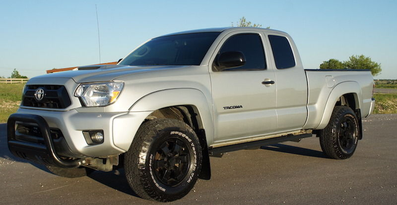 Rust Free 2012 Toyota Tacoma Prerunner Pickup For Sale