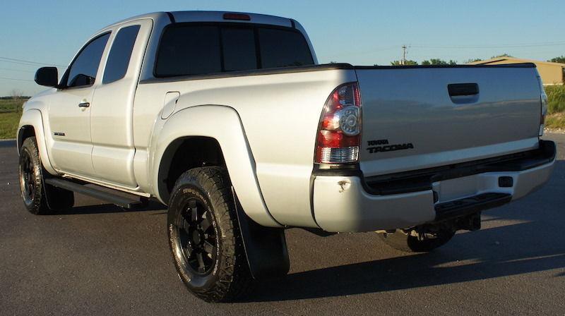 Rust free 2012 Toyota Tacoma PRERUNNER pickup