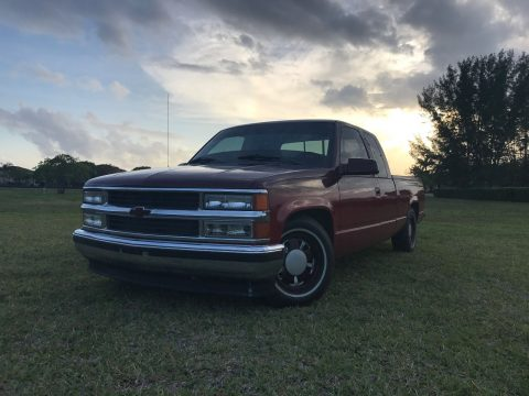 Tuned up 1992 Chevrolet C/K Pickup 1500 for sale