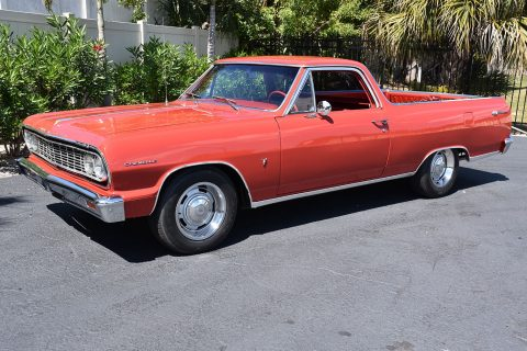 Vintage AC 1964 Chevrolet El Camino pickup for sale