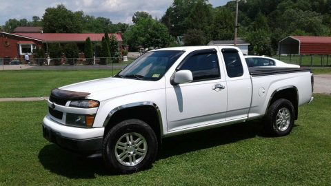 Well serviced 2010 Chevrolet Colorado pickup for sale