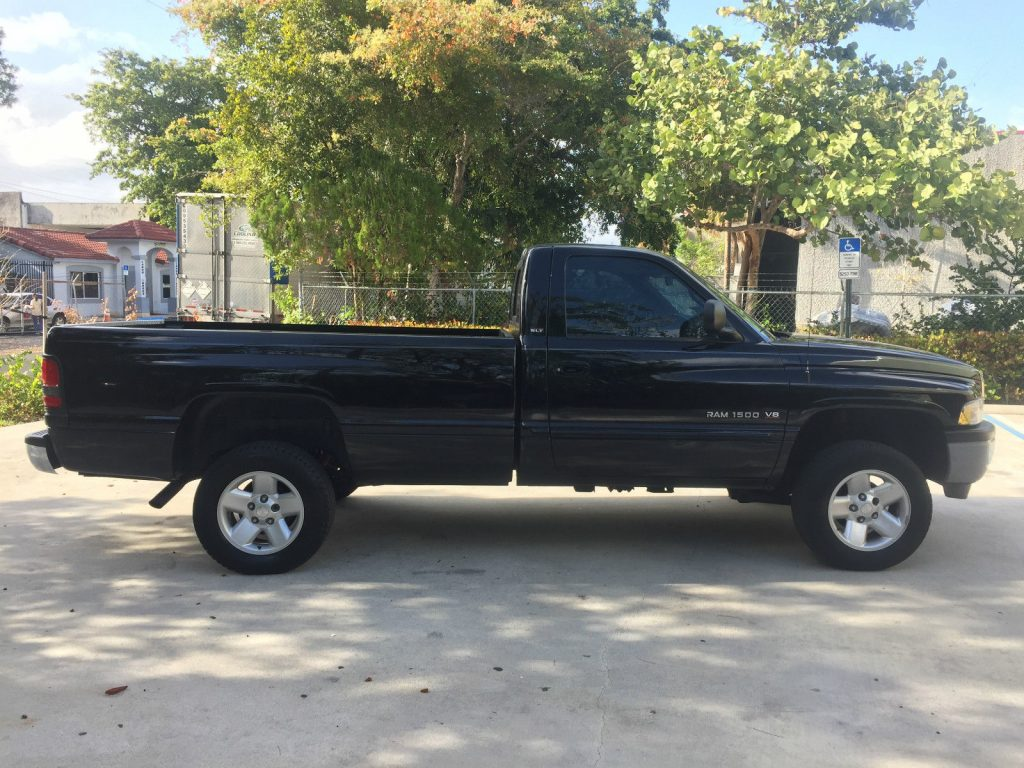 beautiful work truck 2000 dodge ram 1500 slt laramie pickup for sale. Cars Review. Best American Auto & Cars Review