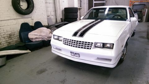 Choo Choo Custom 1987 Chevrolet El Camino pickup for sale