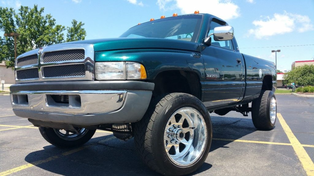 cummins power 1995 dodge ram 2500 slt pickup for sale. Cars Review. Best American Auto & Cars Review