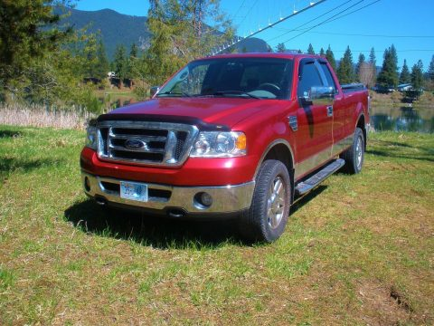 Excellent truck 2008 Ford F 150 chrome pickup for sale