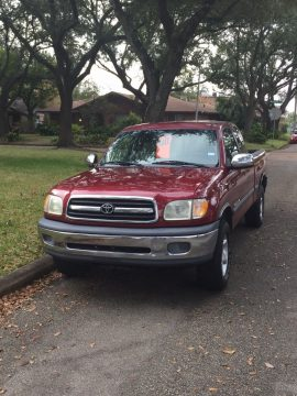 Extended cab 2002 Toyota Tundra SR5 pickup for sale