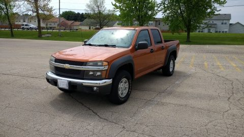 Lighter version 2004 Chevrolet Colorado pickup for sale