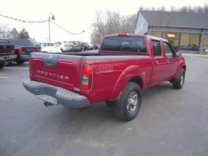 Loaded 2004 Nissan Frontier XE V6 pickup