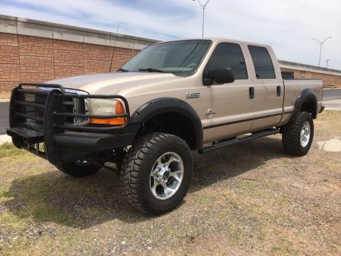 Loaded hauler 1999 Ford F 250 Crew Cab Super Duty for sale