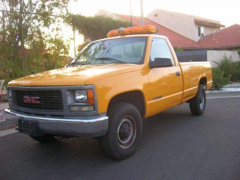 Low miles 1998 GMC Sierra pickup for sale