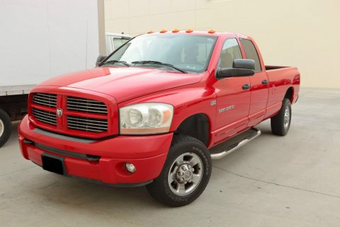 Quad Cab 2006 Dodge Ram 2500 Sport Pickup for sale