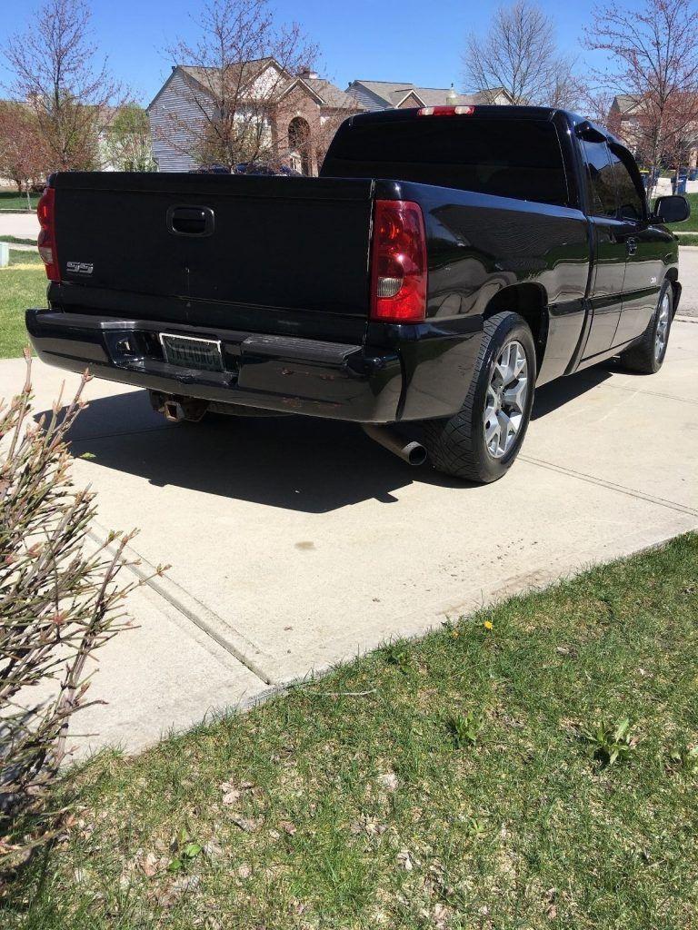 Rare and loaded 2003 Chevrolet Silverado 1500 Super SPORT ...