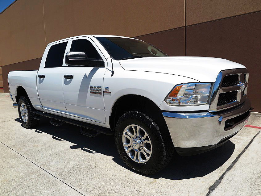 Dodge Power Wagon For Sale >> Accident free 2014 Dodge Ram 2500 Tradesman pickup for sale