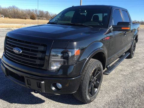 Almost fully optioned 2014 Ford F 150 FX4 pickup for sale