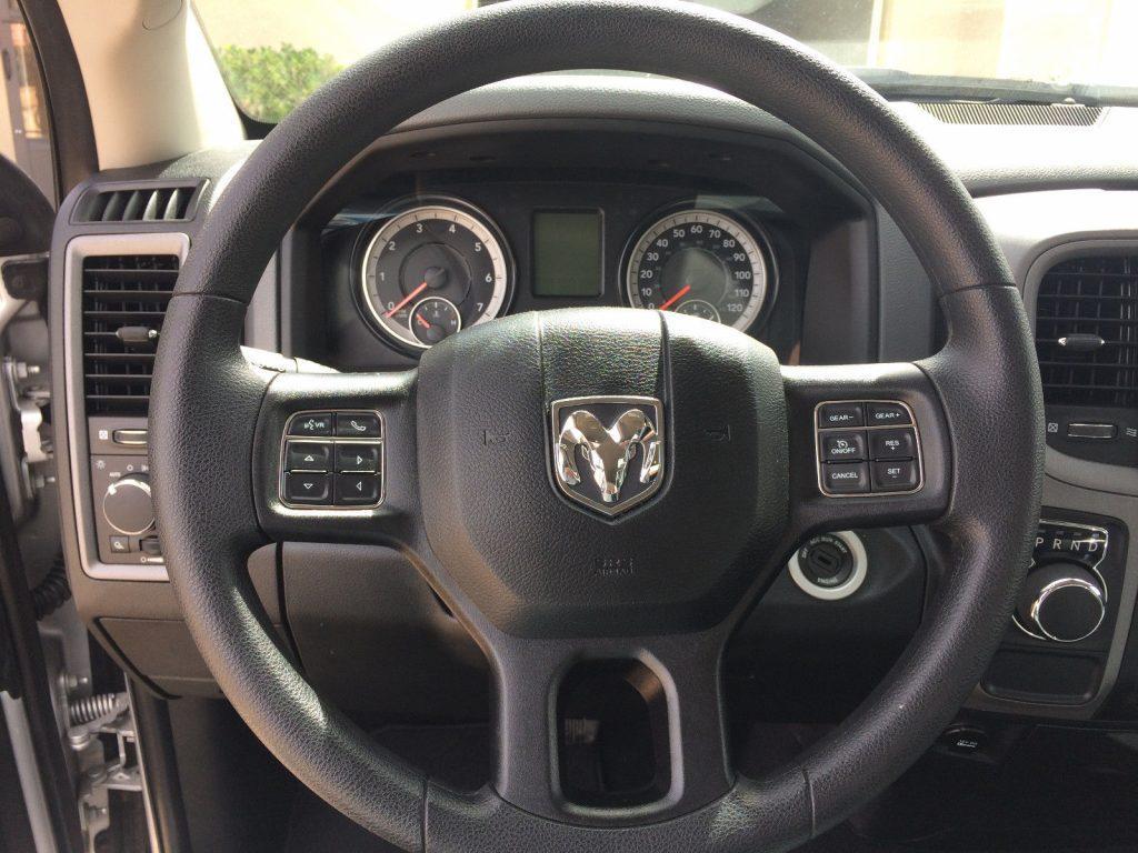 Almost new 2017 Ram 1500 pickup