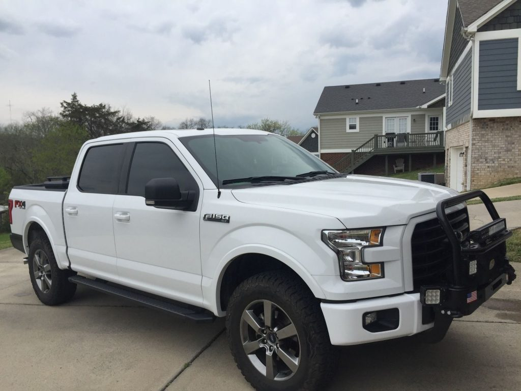 Always garaged 2016 Ford F 150 XLT pickup