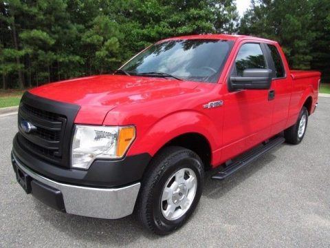 Awesome shape 2014 Ford F 150 Super Cab pickup for sale