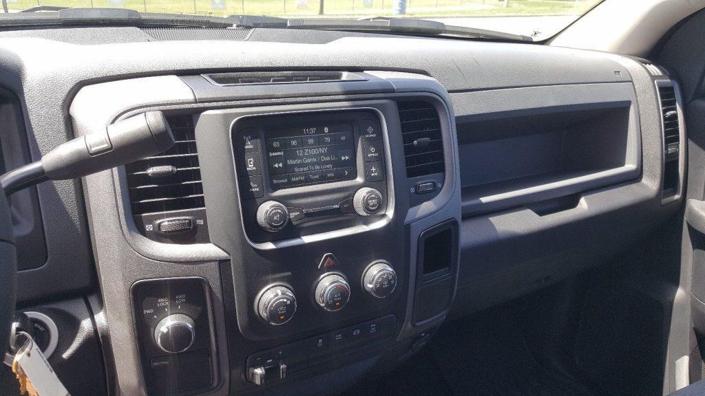 Brand new 2017 Dodge Ram 3500 Tradesman pickup