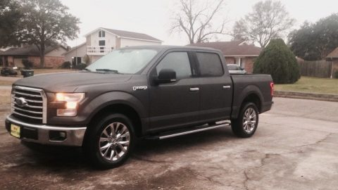 Chrome package 2015 Ford F 150 XLT pickup for sale