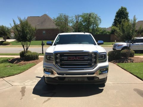 Every option available 2016 GMC Sierra 1500 SLT pickup for sale