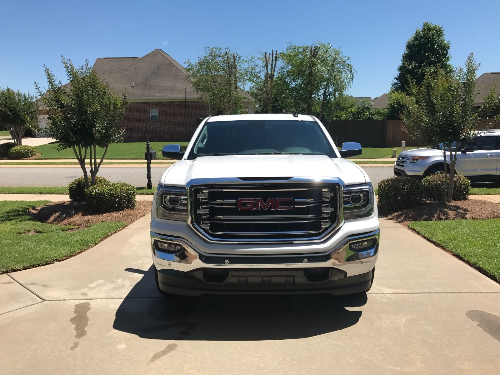 Every option available 2016 GMC Sierra 1500 SLT pickup for