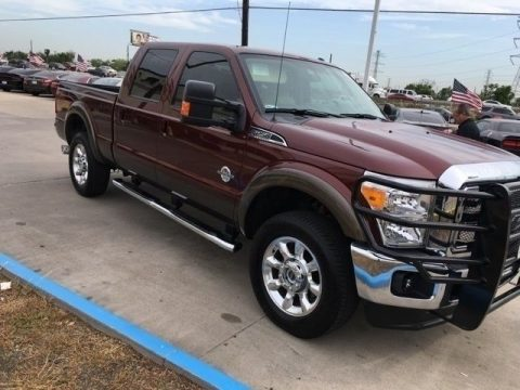 Extra packages 2015 Ford F 250 Lariat pickup for sale