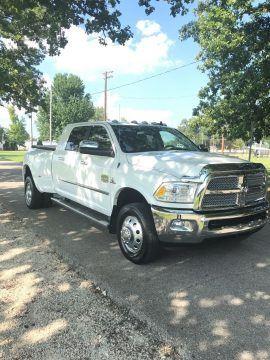 Fully loaded 2014 Dodge Ram 3500 Laramie Longhorn for sale