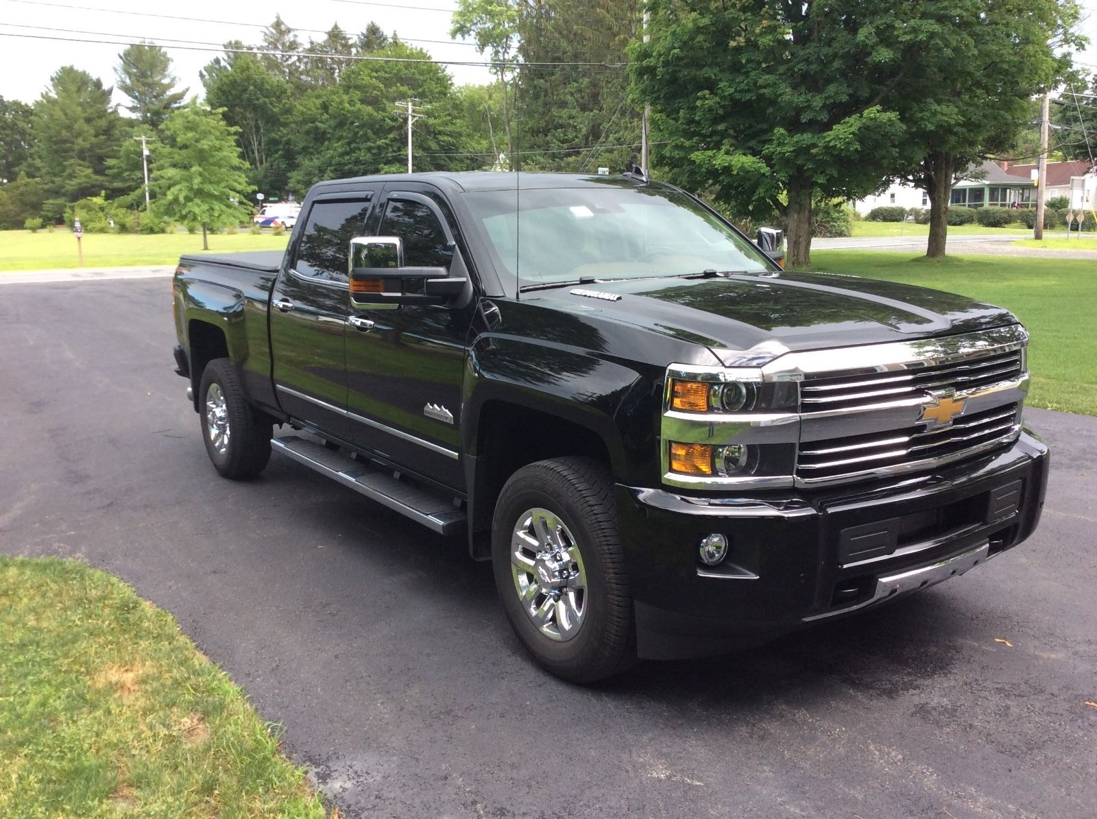 garaged 2016 chevrolet silverado 3500 high country pickup for sale. Black Bedroom Furniture Sets. Home Design Ideas