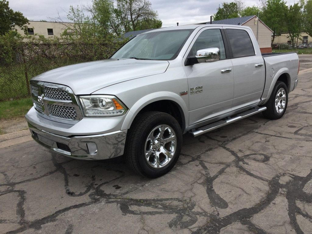 Ram 2500 For Sale >> Laramie Edition 2014 Ram 1500 Pickup for sale
