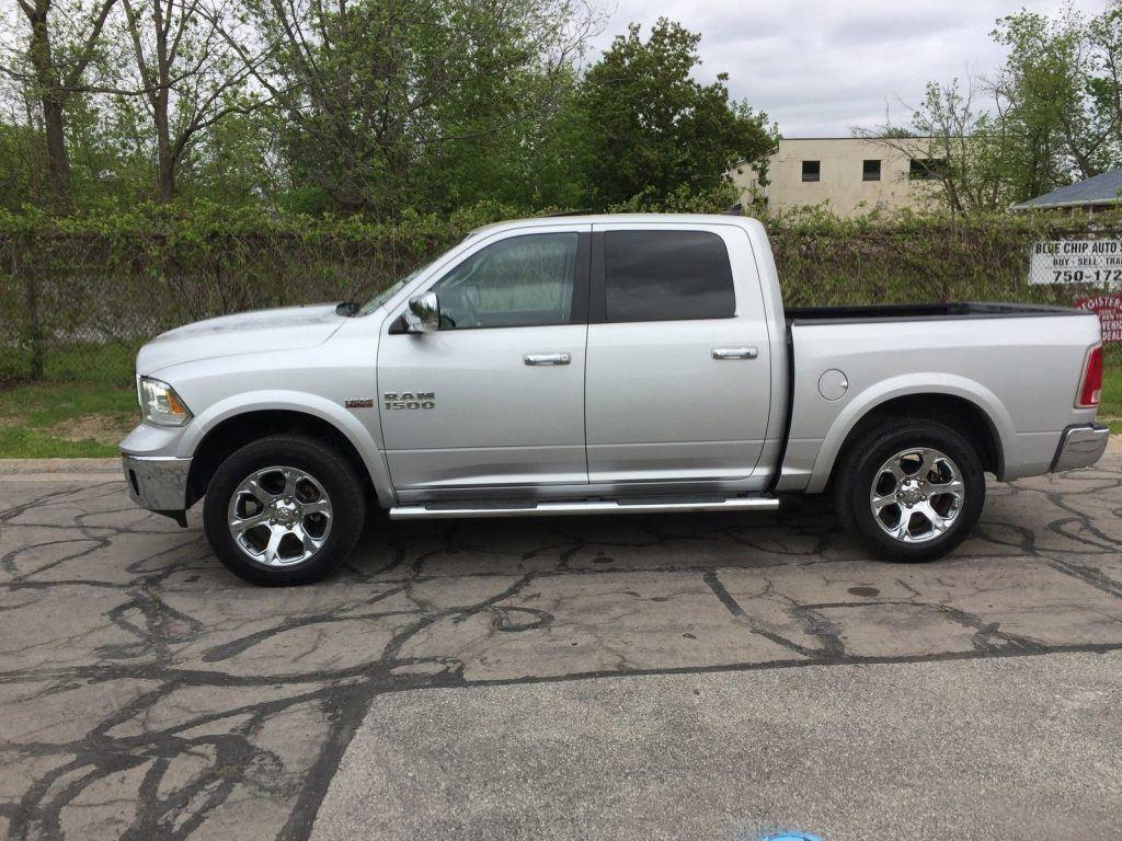 Laramie Edition 2014 Ram 1500 Pickup For Sale
