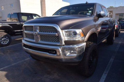 Low mileage 2015 Ram 2500 Laramie for sale
