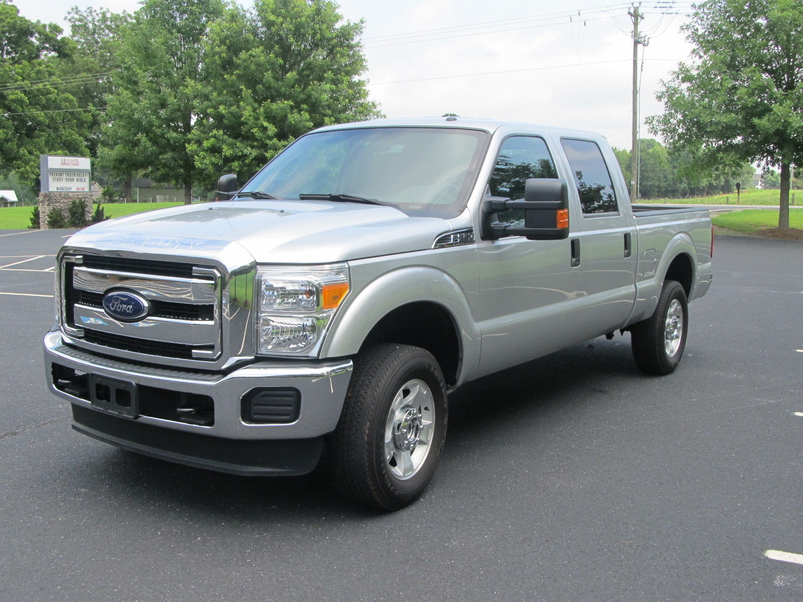 low mileage 2016 ford f 250 xlt pickup for sale. Black Bedroom Furniture Sets. Home Design Ideas