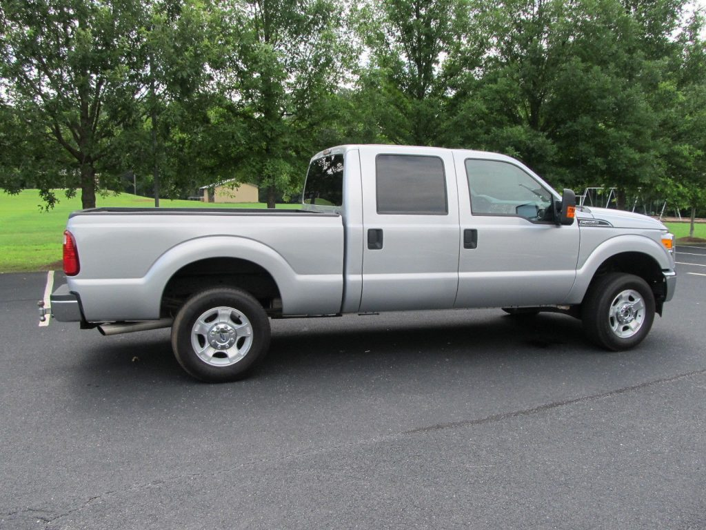 Low mileage 2016 Ford F 250 XLT pickup