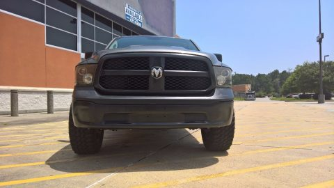 Low miles 2013 Ram 1500 pickup for sale