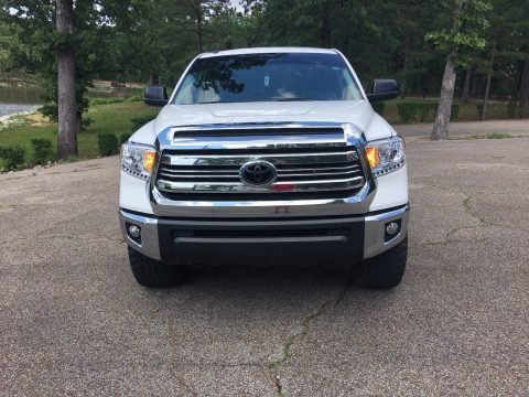 Nice clean 2016 Toyota Tundra TSS pickup for sale
