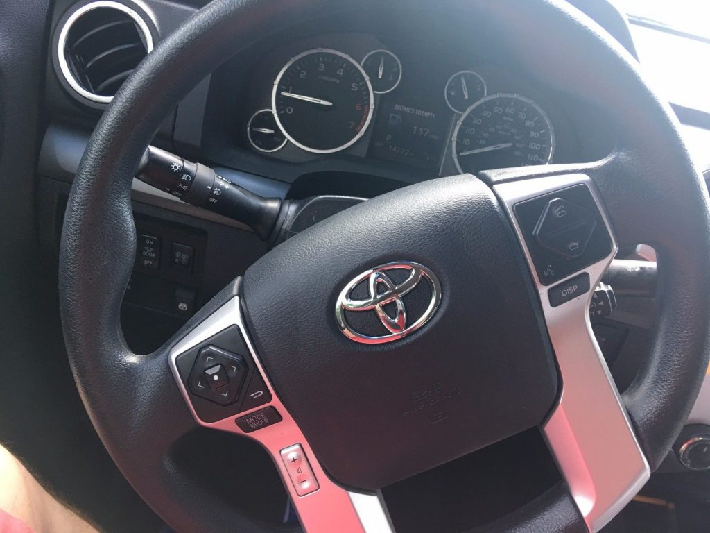 Nice clean 2016 Toyota Tundra TSS pickup