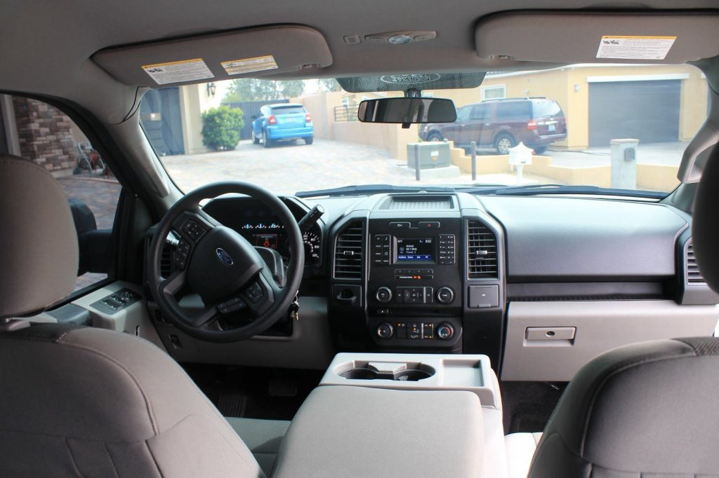 Raptor Conversion 2016 Ford F 150 XL pickup
