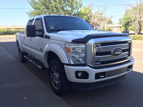 loaded  ford   platinum pickup  sale