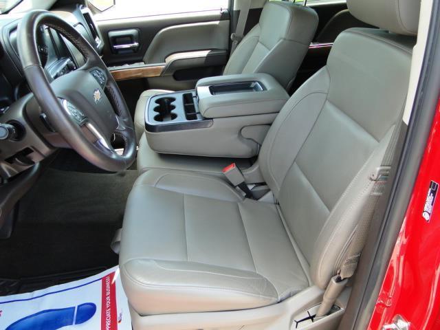 Repaired 2015 Chevrolet Silverado 1500 LTZ pickup