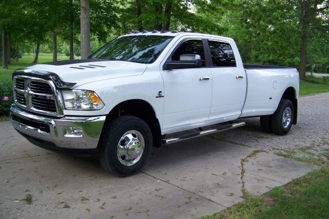 Some add-ons 2016 Dodge Ram 3500 Big Horn pickup for sale