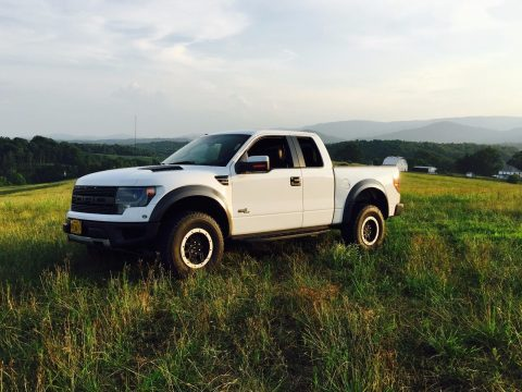 fully loaded 2013 Ford F 150 SVT Raptor pickup for sale