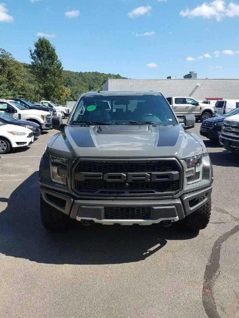 loaded 2018 Ford F 150 Raptor pickup for sale