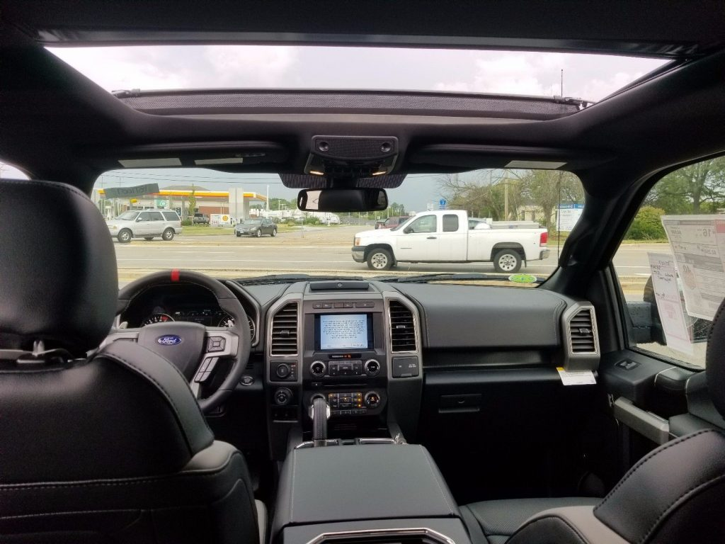 2017 Ford F 150 Raptor For Sale >> loaded 2018 Ford F 150 RAPTOR pickup for sale