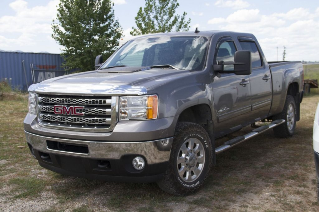 low mileage 2013 gmc sierra 3500 pickup for sale. Black Bedroom Furniture Sets. Home Design Ideas