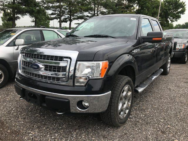 low miles 2013 Ford F 150 pickup