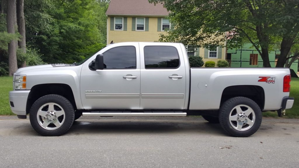 well serviced 2013 chevrolet silverado 2500 pickup for sale. Black Bedroom Furniture Sets. Home Design Ideas